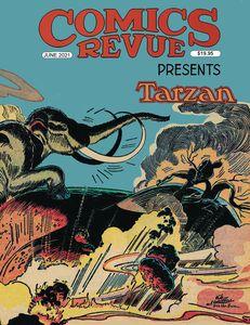 [Comics Revue Presents June 2021 (Product Image)]