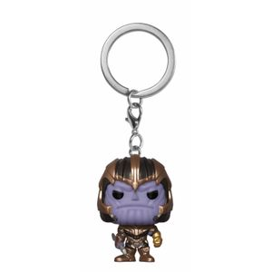 [Avengers: Endgame: Pocket Pop! Vinyl Keychain: Thanos (Product Image)]