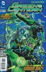 [Green Lantern #34 (Product Image)]