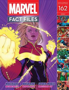 [Marvel Fact Files #162 (Product Image)]