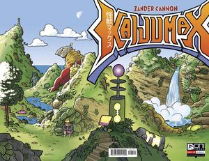 [Kaijumax #4 (Product Image)]