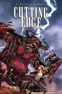 [Cutting Edge: Devils Mirror #1 (Cover A Tolibao) (Product Image)]