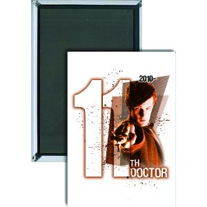 [Doctor Who: Magnet: 11th Doctor (Product Image)]