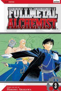 [Fullmetal Alchemist: Volume 3 (Product Image)]