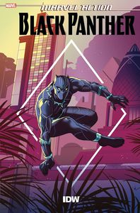 [Marvel Action: Black Panther #4 (Florean) (Product Image)]