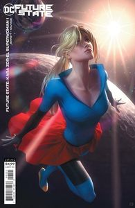 [Future State: Kara Zor El Superwoman #1 (Alex Garner Card Stock Variant) (Product Image)]