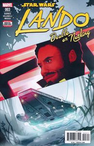 [Star Wars: Lando: Double Or Nothing #3 (Product Image)]