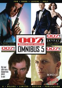 [007 Magazine Omnibus: Volume 5 (Product Image)]