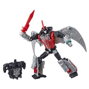 [Transformers: Generations: Deluxe Action Figure: Red Swoop (Product Image)]