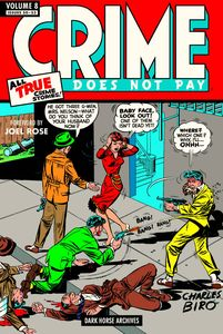 [Crime Does Not Pay: Archives: Volume 8 (Hardcover) (Product Image)]