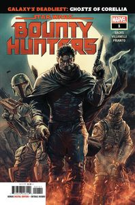 [Star Wars: Bounty Hunters #1 (Product Image)]