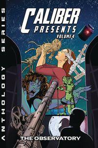 [Caliber Presents: Volume 4: Observatory (Product Image)]