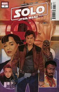 [Star Wars: Solo Adaptation #7 (Product Image)]