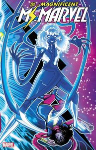 [Magnificent Ms Marvel #9 (2nd Printing Vecchio Variant) (Product Image)]