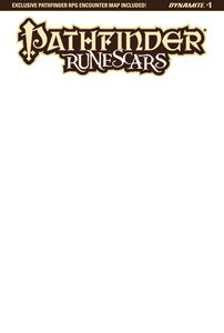 [Pathfinder: Runescars #1 (Cover G Blank Authentix) (Product Image)]