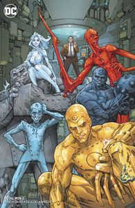 [Metal Men #2 (Variant Edition) (Product Image)]