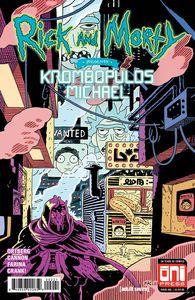 [Rick & Morty: Presents Krombopulous Michael #1 (Cover B Maclean) (Product Image)]
