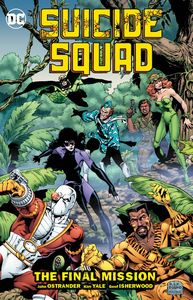 [Suicide Squad: Volume 8: The Final Mission (Product Image)]