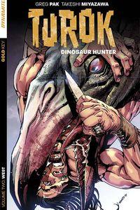 [Turok: Dinosaur Hunter: Volume 2: West (Product Image)]