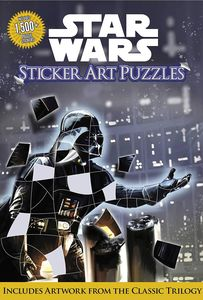 [Star Wars: Sticker Art Puzzles (Product Image)]