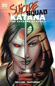 [Suicide Squad: Katana: The Revenge Of Cobra (Product Image)]