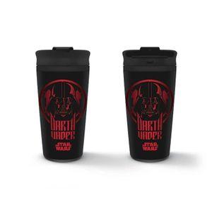 [Star Wars: Metal Travel Mug; Darth Vader (Product Image)]