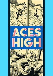 [EC Comics Library: George Evans Aces High (Hardcover) (Product Image)]