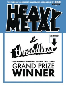 [Heavy Metal #282 (Cover A) (Product Image)]