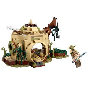 [LEGO: Star Wars: Yoda's Hut (Product Image)]
