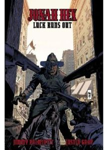 [Jonah Hex: Volume 5: Luck Runs Out (Titan Edition) (Product Image)]