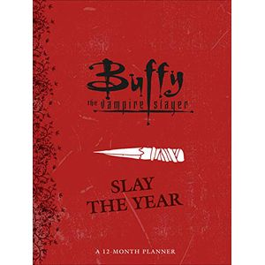 [Buffy The Vampire Slayer: A 12 Month Undated Planner (Hardcover) (Product Image)]