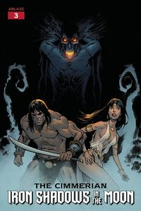 [Cimmerian: Iron Shadows In The Moon #3 (Cover A Christian Dibari (Mr) (Product Image)]