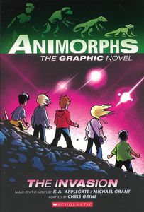 [Animorphs Graphix: Volume 1: The Invasion (Product Image)]