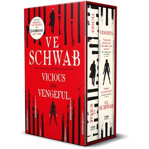 [Vicious/Vengeful (Box Set) (Product Image)]