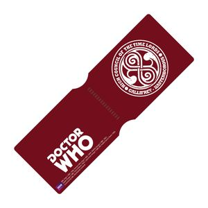 [Doctor Who: Travel Pass Holder: Timelords High Council (Product Image)]