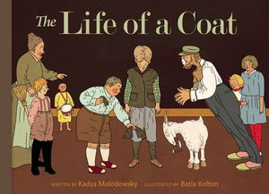 [The Life Of A Coat (Hardcover) (Product Image)]