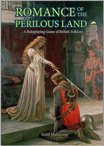 [Romance Of The Perilous Lands: RPG (Product Image)]