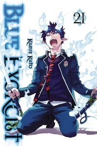 [Blue Exorcist: Volume 21 (Product Image)]