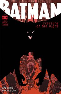 [Batman: Creature Of The Night #3 (Product Image)]