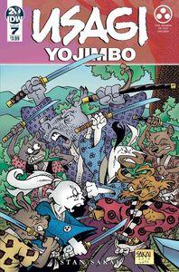 [Usagi Yojimbo #7 (Sakai) (Product Image)]