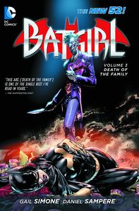 [Batgirl: Volume 3: Death Of The Family (N52) (Product Image)]