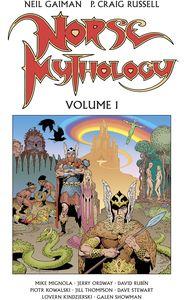 [Norse Mythology: Volume 1 (Hardcover) (Product Image)]