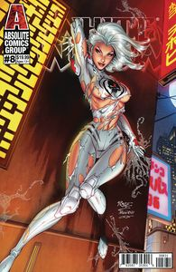[White Widow #8 (Cover C Royle Lenticular) (Product Image)]