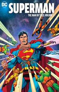 [Superman: The Man Of Steel: Volume 3 (Hardcover) (Product Image)]