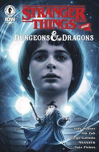 [Stranger Things: D&D Crossover #1 (Cover B Dittmann) (Product Image)]
