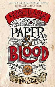 [Ink & Sigil: Book 2: Paper & Blood (Hardcover) (Product Image)]