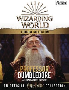 [Wizarding World Figurine Collection #41: Dumbledore First Year (Product Image)]