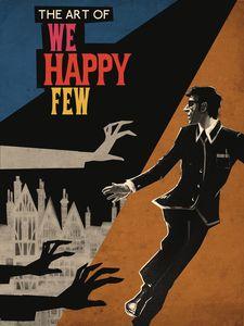 [Art Of We Happy Few (Hardcover) (Product Image)]