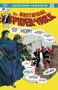 [Unethical Spider-Vark (One Shot) (Product Image)]
