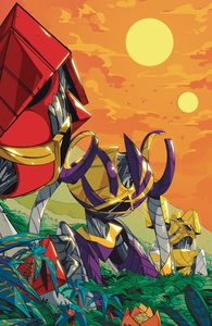 [Power Rangers #8 (Cover E Di Nicuolo Virgin Variant) (Product Image)]